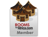 Member of RoomsForAfrica.com